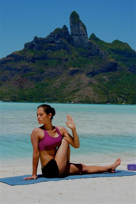 Yoga Video 1