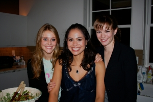 Danielle Panabaker and Juilianna Guill- the stars of the upcoming Friday the 13th remake. I love them!